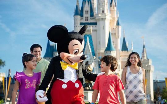 8 điều cần nhớ khi đi chơi công viên Disney cùng gia đình - Ảnh 1.