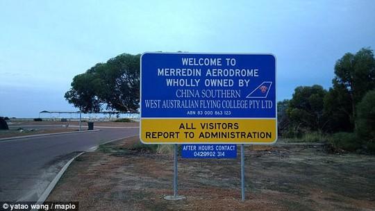 Trung Quốc sở hữu sân bay Úc chỉ với 1 USD - Ảnh 1.