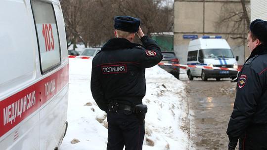 Nổ súng giết người, bắt con tin ở Moscow - Ảnh 1.