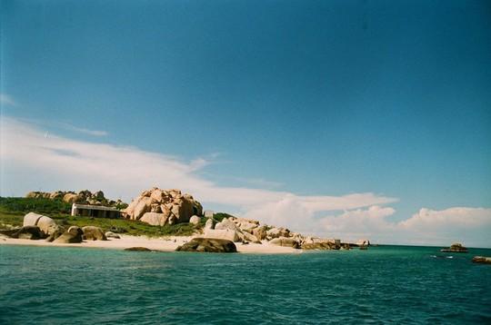 Thư giãn ở Cù Lao Câu xanh thắm - Ảnh 1.