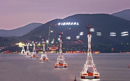Đón năm mới rực rỡ tại Vinpearl Land Nha Trang - Ảnh 1.