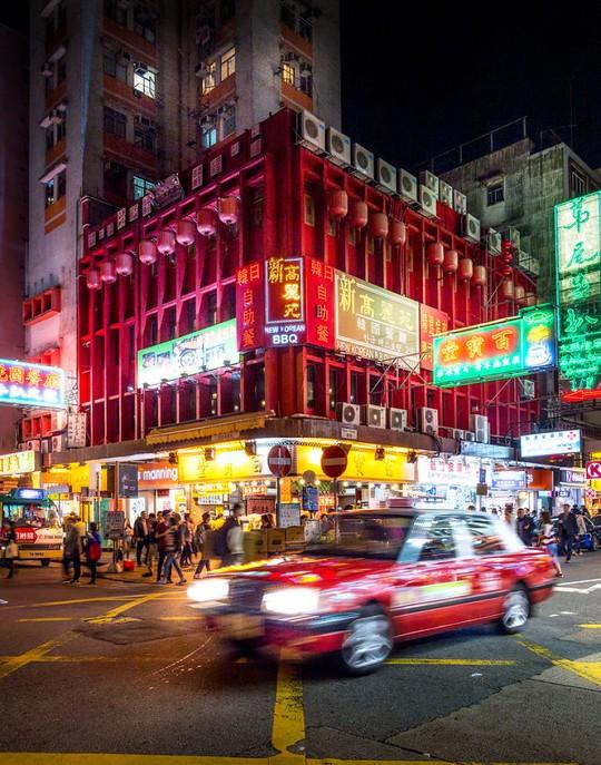 Ngắm Hồng Kông xưa và nay