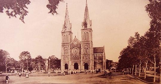 Tiền thân của Nhà thờ Đức Bà là một ngôi chùa nhỏ - Ảnh 11.