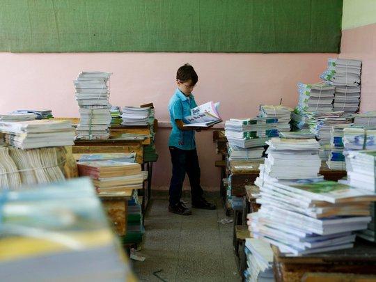 Chùm ảnh đẹp về ngày tựu trường ở 12 quốc gia trên thế giới - Ảnh 11.