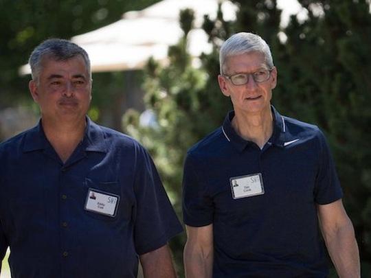 Thói quen thường nhật của sếp Apple - Ảnh 11.
