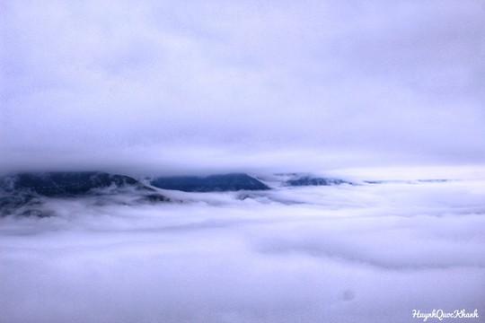 Biển mây Tà Xùa, chuyến đi Tây Bắc cho 2 ngày cuối tuần - Ảnh 11.
