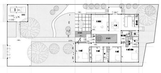 Ngôi nhà một tầng ở Đồng Tháp khiến người thành phố mơ ước - Ảnh 11.