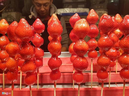 Chợ đêm: Thiên đường ẩm thực Đài Loan - Ảnh 11.