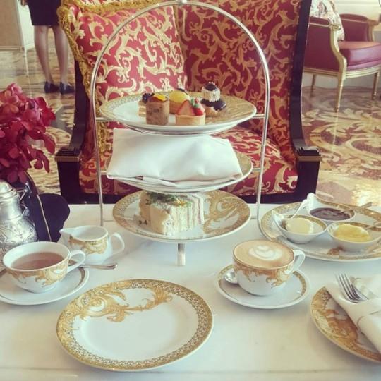 Cuộc sống của hội con nhà giàu Dubai - Ảnh 12.