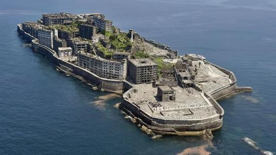 15 địa điểm đẹp bị bỏ hoang như TP ma trên thế giới - Ảnh 12.