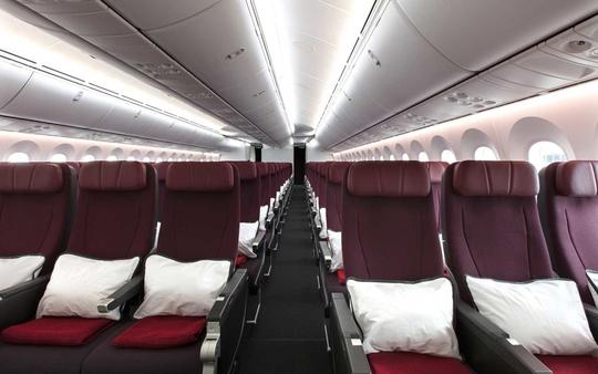 Bên trong phi cơ sẽ thực hiện chuyến bay dài nhất thế giới - Ảnh 12.