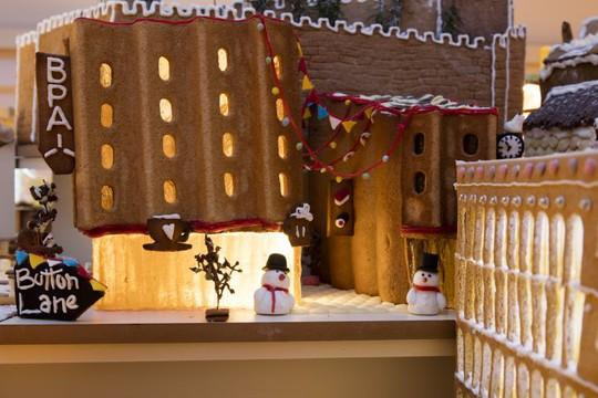 """""""Thành phố Bánh gừng"""" tưng bừng đón Giáng sinh - Ảnh 12."""