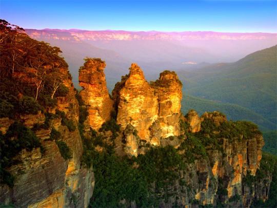 Bí mật đằng sau những ngọn núi đẹp nhất thế giới - Ảnh 4.