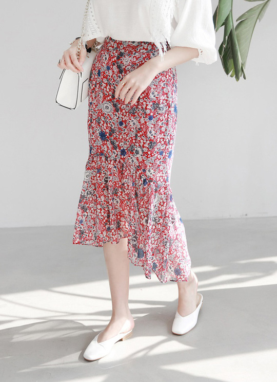 Những mẫu chân váy đáng có trong tủ áo vào dịp hè này - Ảnh 13.