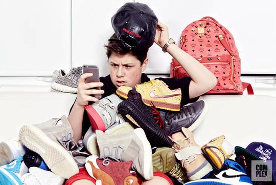Mới 16 tuổi đã kiếm được hơn 22 tỉ đồng nhờ bán sneaker quý hiếm - Ảnh 13.