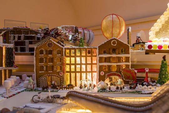 """""""Thành phố Bánh gừng"""" tưng bừng đón Giáng sinh - Ảnh 13."""