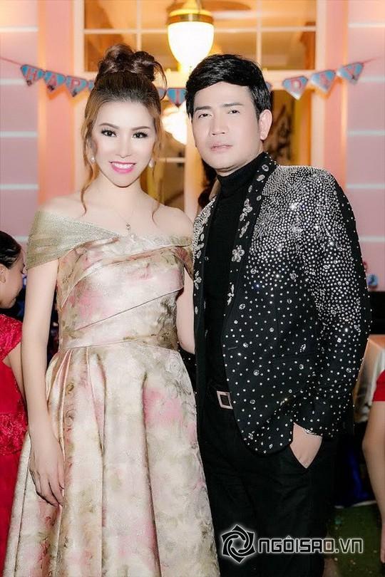Dàn sao Việt mừng sinh nhật hoàng tử nhà Hoa hậu Bùi Thị Hà - Ảnh 12.