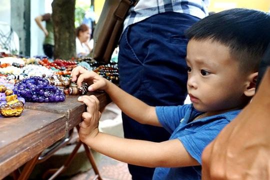 Chợ đá quý độc nhất vô nhị ở Hà Nội - Ảnh 14.