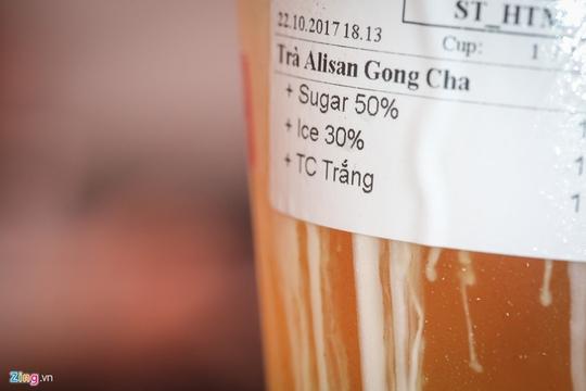 Tranh nhau từng m2 đất bán trà sữa ở Sài Gòn - Ảnh 14.