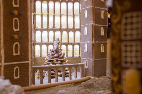 """""""Thành phố Bánh gừng"""" tưng bừng đón Giáng sinh - Ảnh 14."""
