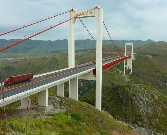 Tròn mắt trước 20 cây cầu có cấu trúc ấn tượng nhất thế giới - Ảnh 15.