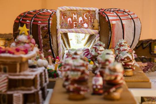 """""""Thành phố Bánh gừng"""" tưng bừng đón Giáng sinh - Ảnh 15."""
