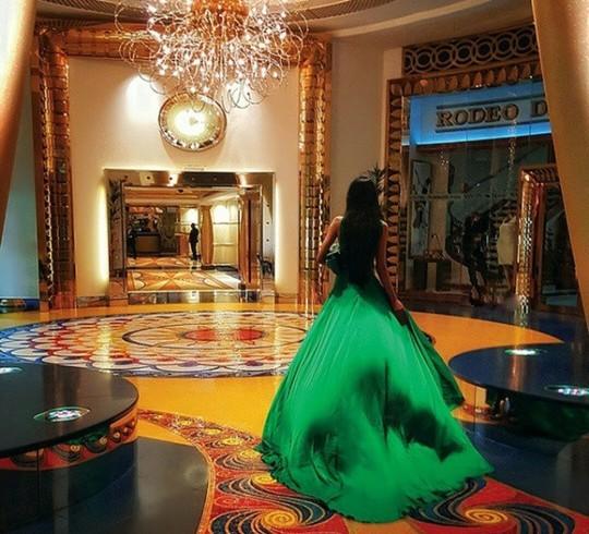Cuộc sống của hội con nhà giàu Dubai - Ảnh 16.