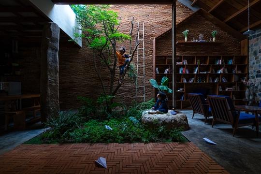 Nhà nhỏ trên cao nguyên Lâm Đồng đẹp như bước ra từ truyện cổ - Ảnh 16.