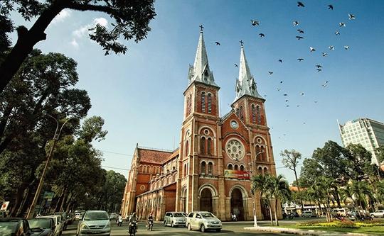 Tiền thân của Nhà thờ Đức Bà là một ngôi chùa nhỏ - Ảnh 16.