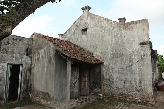 Ngôi nhà Bá Kiến hơn 100 năm tuổi ở làng Vũ Đại - Ảnh 6.
