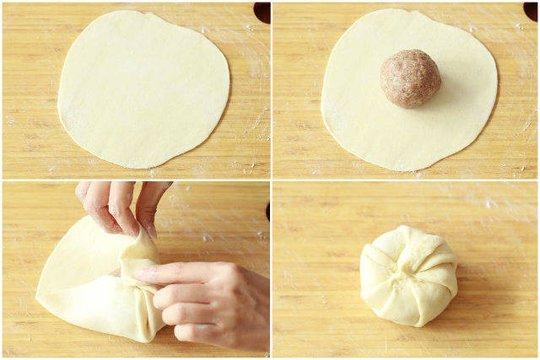 Làm bánh bao bằng nồi cơm điện vừa tiện vừa ngon - Ảnh 6.