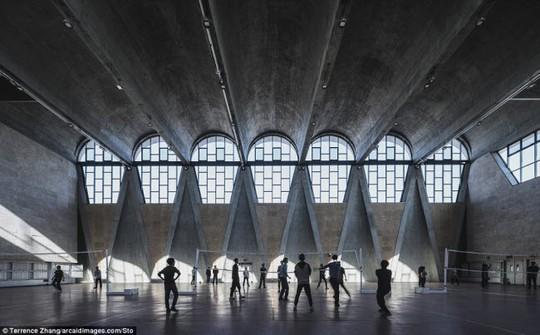 Choáng ngợp những kiến trúc ấn tượng nhất TG năm 2017 - Ảnh 20.