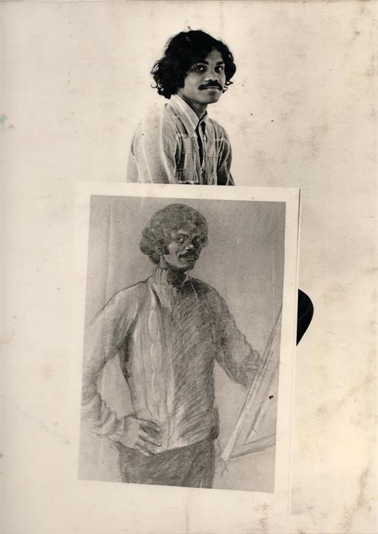 P.K. Mahanandia dạy hội hoạ và mở triển lãm tranh tại Thuỵ Điển