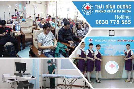 Phòng khám được nhiều bệnh nhân tin tưởng đến khám và điều trị