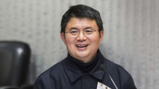 Tỉ phú Tiêu Kiến Hoa Ảnh: SCMP