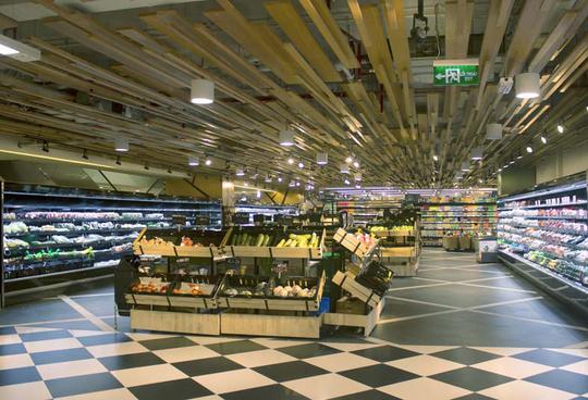 Siêu thị Bon Grocer sở hữu gần 40.000 mã ngành hàng thực phẩm, đồ uống, đồ gia dụng tốt nhất thế giới