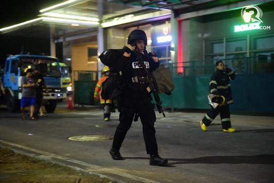 Philippines: Nổ súng tại sòng bạc, nhiều người bị thương - Ảnh 3.