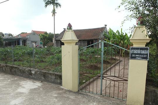 Ngôi nhà Bá Kiến hơn 100 năm tuổi ở làng Vũ Đại - Ảnh 1.