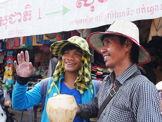 Chợ Nga – Điểm đến không thể bỏ qua khi du lịch Phnom Penh - Ảnh 3.