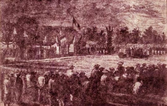 Tiền thân của Nhà thờ Đức Bà là một ngôi chùa nhỏ - Ảnh 3.