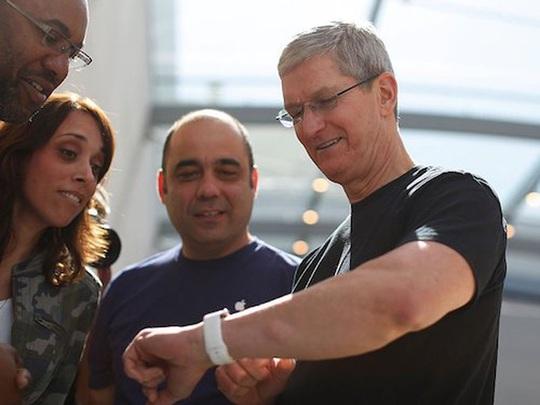 Thói quen thường nhật của sếp Apple - Ảnh 3.