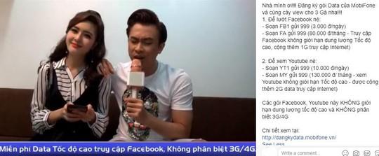 Sao Việt rủ nhau livestream khoe gói 4G MobiFone siêu mượt - Ảnh 3.