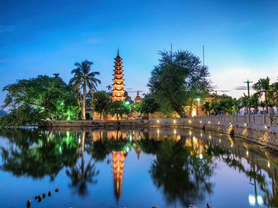 Hà Nội vào top 20 điểm du khách muốn ghé nhất thế giới - Ảnh 3.