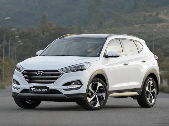 Hyundai Tucson 2017 hạ giá còn 760 triệu đồng - Ảnh 1.