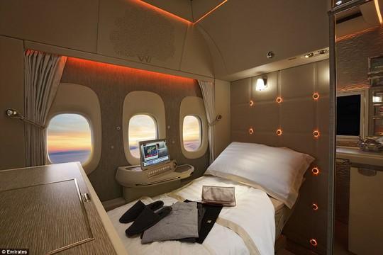Khoang hạng nhất với không gian riêng cho hành khách - Ảnh 3.