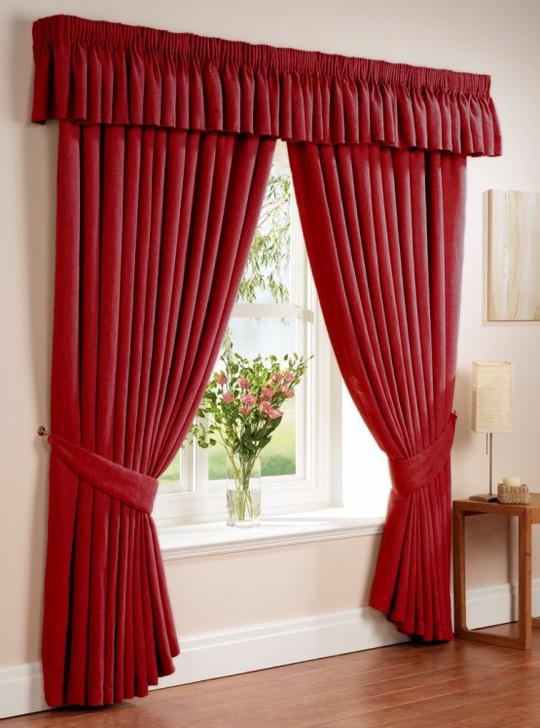 Nguyên tắc vàng khi chọn rèm cửa để căn phòng không bị rối mắt - Ảnh 3.