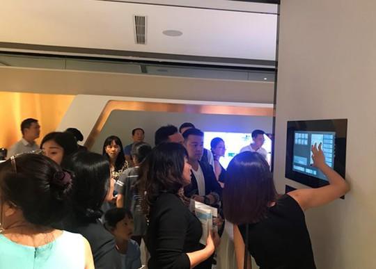 Khai trương nhà mẫu Điện Thông Minh tại siêu dự án Midtown M7 Phú Mỹ Hưng - Ảnh 3.