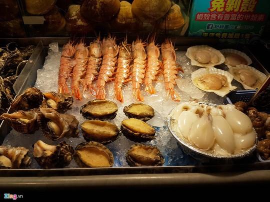 Chợ đêm: Thiên đường ẩm thực Đài Loan - Ảnh 3.