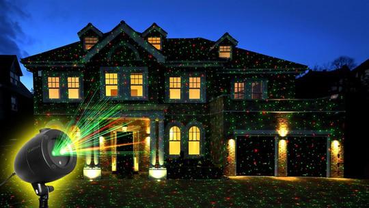 Phát sốt đèn trang trí Giáng sinh siêu độc đáo - Ảnh 3.