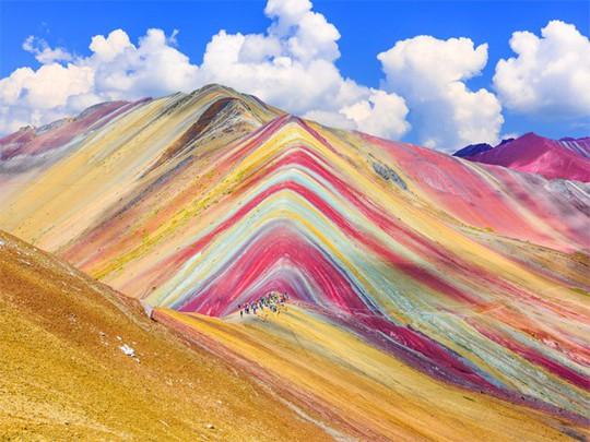 Bí mật đằng sau những ngọn núi đẹp nhất thế giới - Ảnh 1.